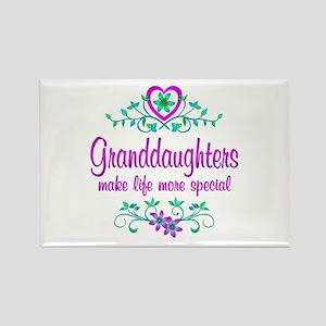 Special Granddaughter Rectangle Magnet