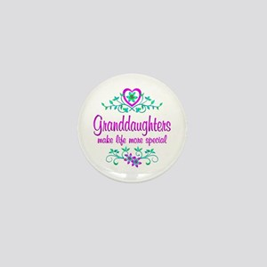 Special Granddaughter Mini Button