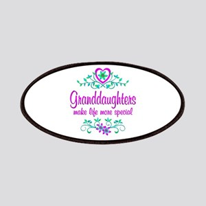 Special Granddaughter Patches