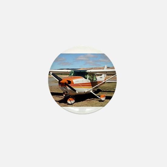 Plane: high wing Mini Button