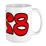 Skater SK8 Large Mug