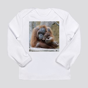 fca8c1b3901c Baby T-Shirts. OrangUtan001 Long Sleeve T-Shirt