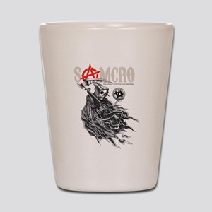SAMCRO 2 Shot Glass