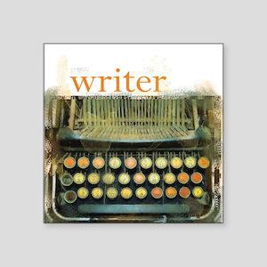 typewriterwriter Sticker