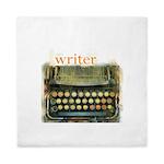 typewriterwriter Queen Duvet