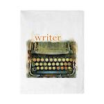 typewriterwriter Twin Duvet