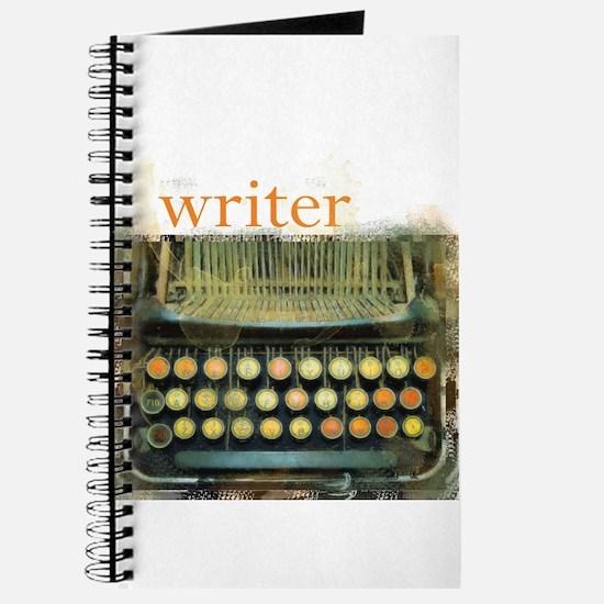 typewriterwriter.png Journal