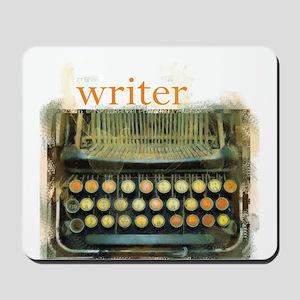 typewriterwriter Mousepad