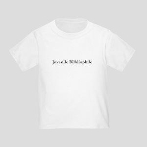 Juvenile Bibliophile T-Shirt