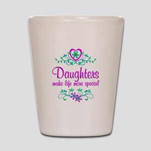 Special Daughter Shot Glass