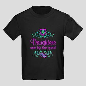 Special Daughter Kids Dark T-Shirt