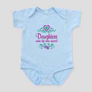 Special Daughter Infant Bodysuit