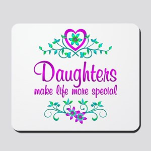 Special Daughter Mousepad