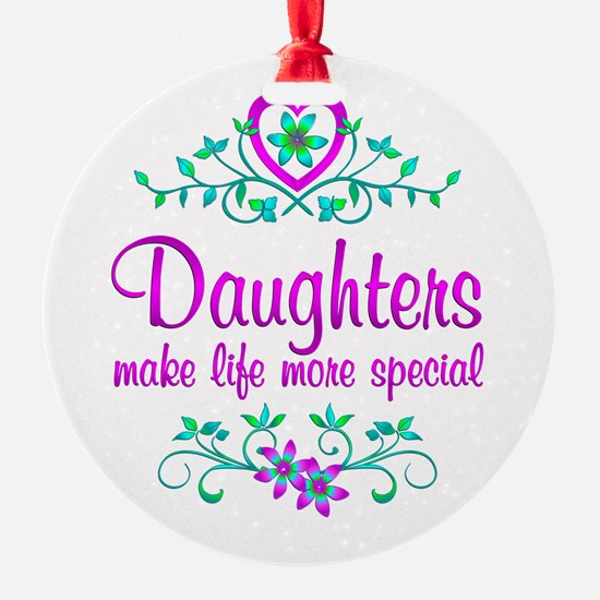 Special Daughter Ornament