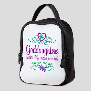 Special Goddaughter Neoprene Lunch Bag