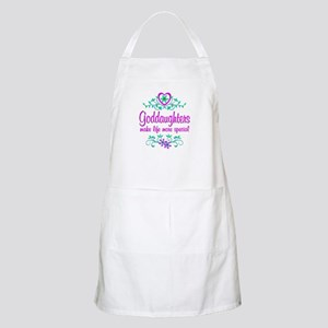 Special Goddaughter Apron