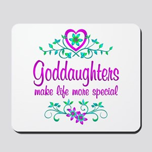 Special Goddaughter Mousepad