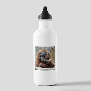 OrangUtan001 Stainless Water Bottle 1.0L