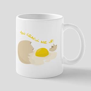 Crack Me Up Mugs