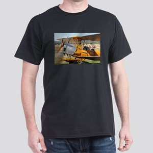 Just plane crazy: Tiger moth aircraft T-Shirt