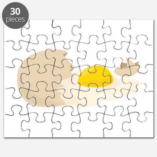 Broken Egg Puzzle