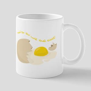 Like Your Eggs? Mugs