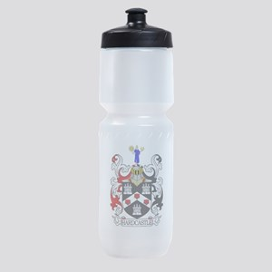 Hardcastle Coat of Arms I Sports Bottle