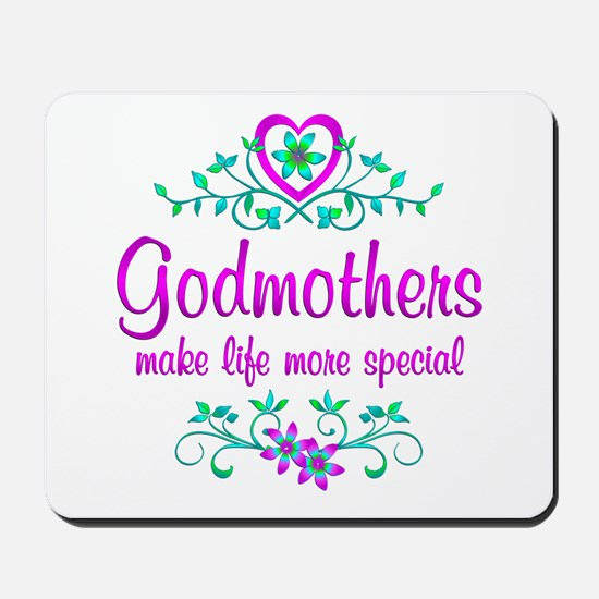 Special Godmother Mousepad