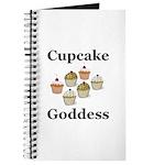 Cupcake Goddess Journal