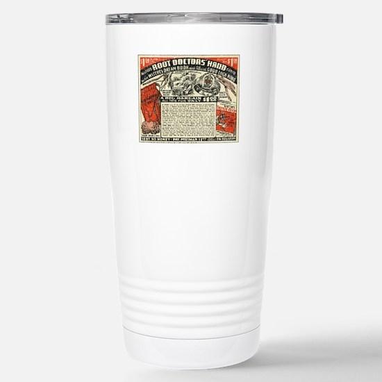 rootdoctorshand.png Travel Mug