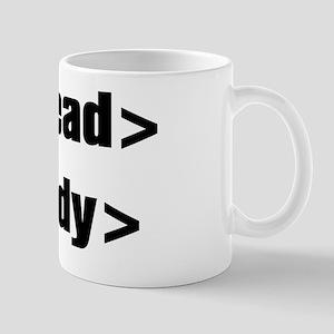 HTML_Element Mug