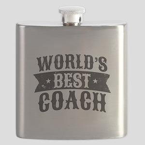 World's Best Coach Flask