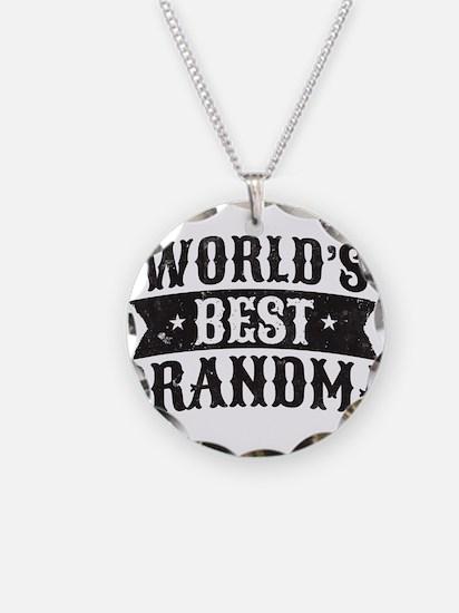 World's Best Grandma Necklace