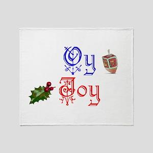 oyjoy Throw Blanket