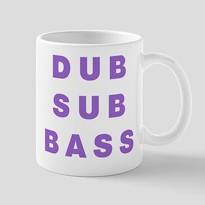 DUB SUB BASS Mug