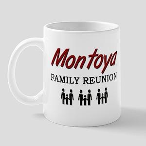 Montoya Family Reunion Mug
