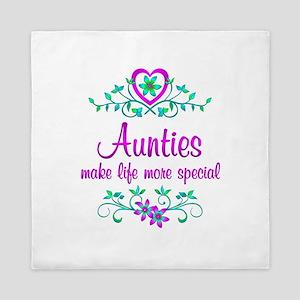 Special Auntie Queen Duvet
