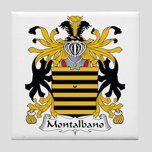 Montalbano Tile Coaster