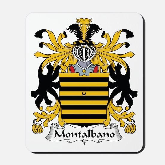 Montalbano Mousepad