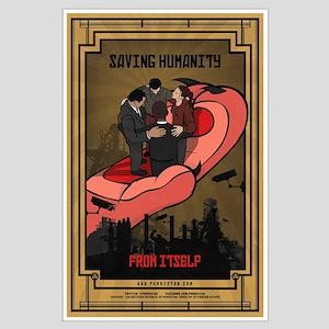 Poster: Savior Large Poster