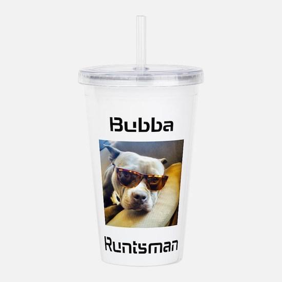 Bubba Runtsman Acrylic Double-wall Tumbler