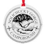 Nolichucky Campground Ornament