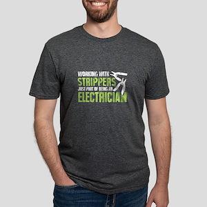 Electricians Strippers T Shirt T-Shirt