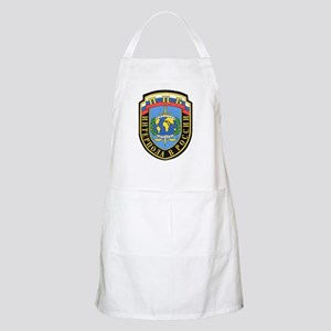 Interpol Russian Section BBQ Apron