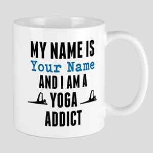 Yoga Addict Mugs
