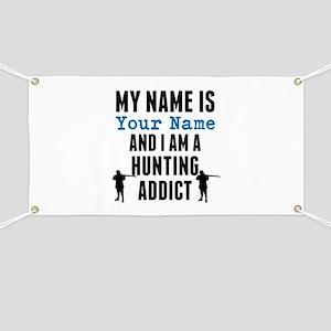 Hunting Addict Banner