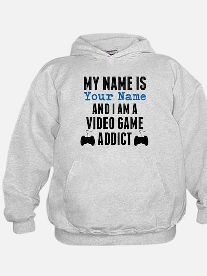 Video Game Addict Hoodie