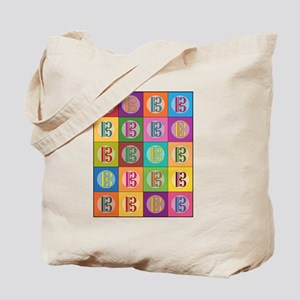 Pop Art C-Clef Alto Clef Tote Bag