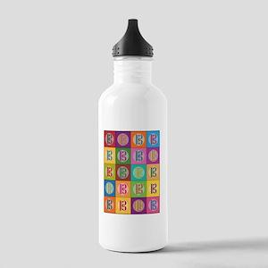 Pop Art C-Clef Alto Cl Stainless Water Bottle 1.0L