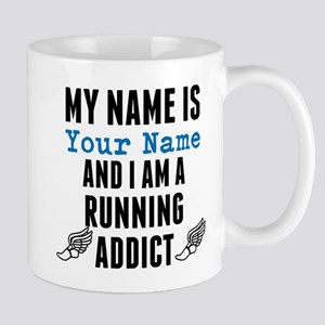 Running Addict Mugs
